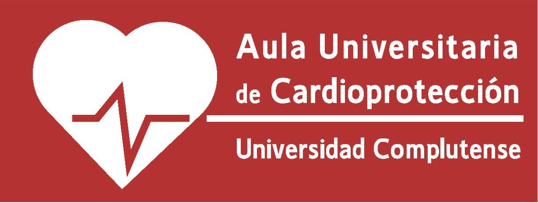 Logo Aula de Cardiprotección de la UCM